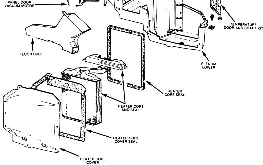 ford f 150 heater hose diagram  ford  free engine image