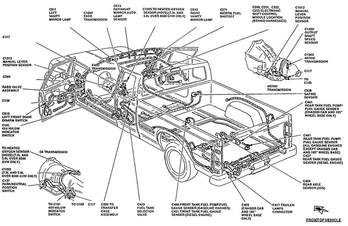Chevy 6 Sd Transmission Diagram Chevy Free Engine Image