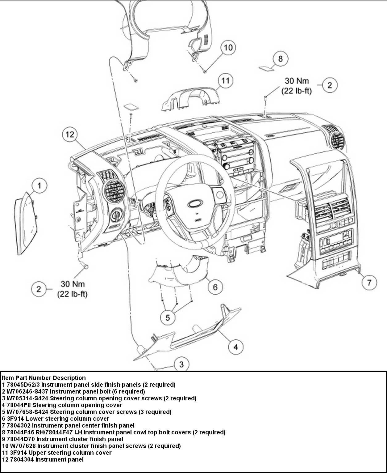 2013 ford edge engine diagram