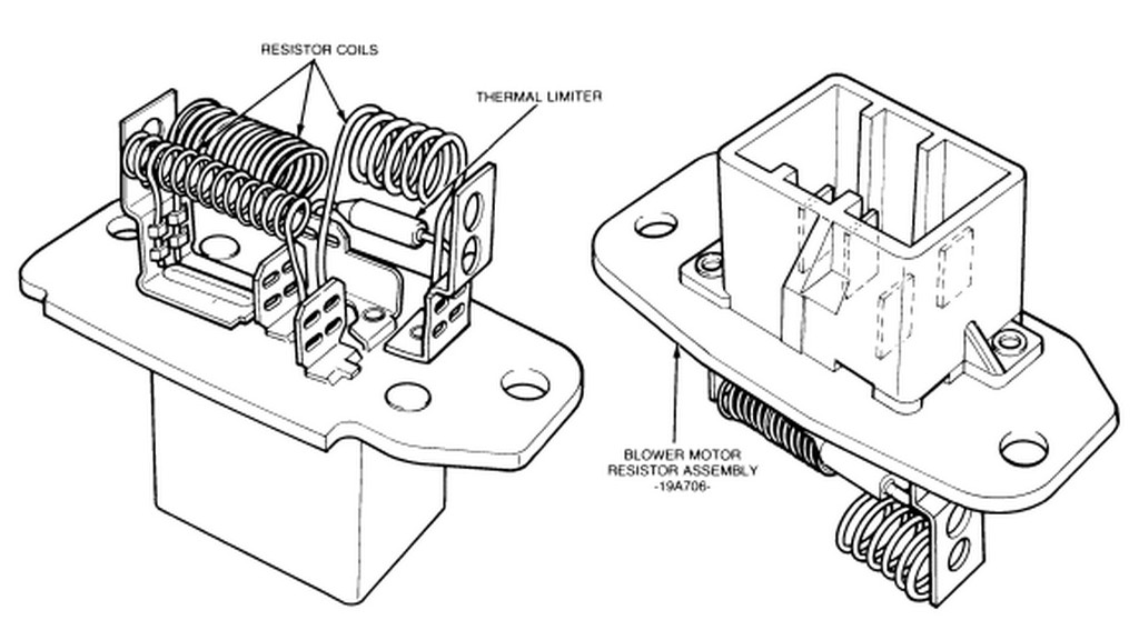 1995 Ford Ranger Xlt Fuse Box Diagram