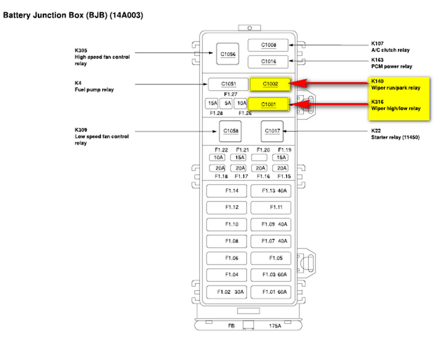 02 ford crown vic fuse diagram 02 free engine image for user manual