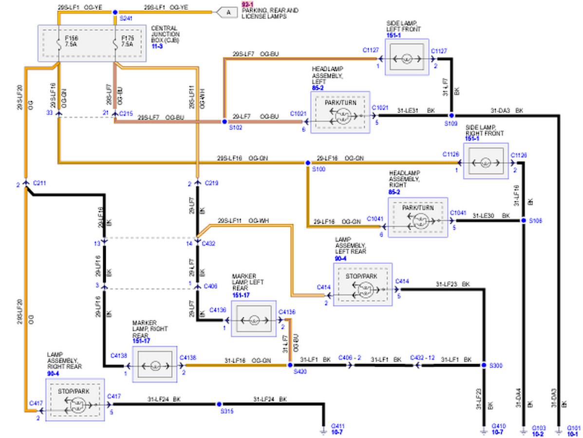 2000 F350 Tail Light Wiring Diagram Books Of Shawn I Am Installing A Rear Back Up Camera And Monitor Ford F250 Reverse