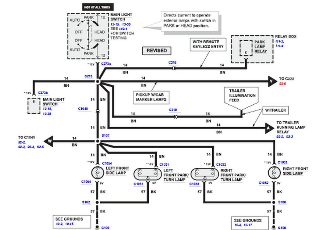 2001 Ford F350 Wiring Diagram