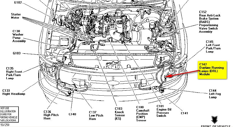 1996 ford f 150 engine diagram i have a 1998 ford f150 v6 the lighting system will not go ... 05 ford f 150 engine diagram
