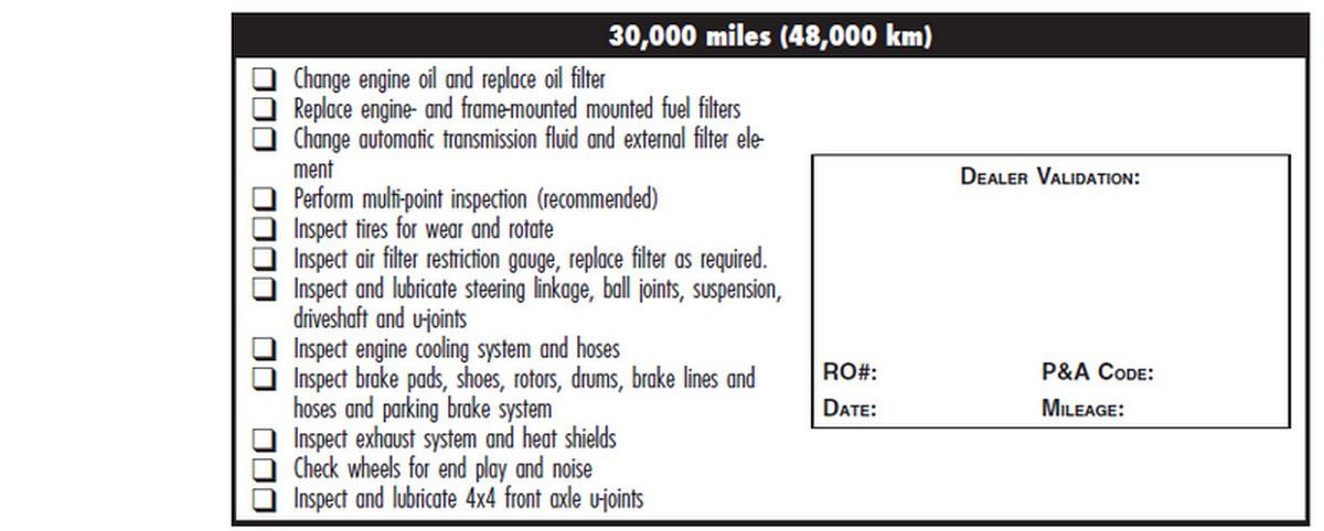 how often should i change fuel filters on a 6 0 liter