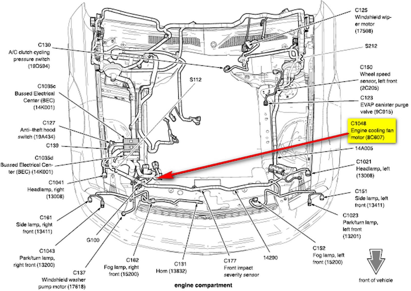 ford mustang 30 amp wiring diagram 2003 ford free engine image for user manual download. Black Bedroom Furniture Sets. Home Design Ideas