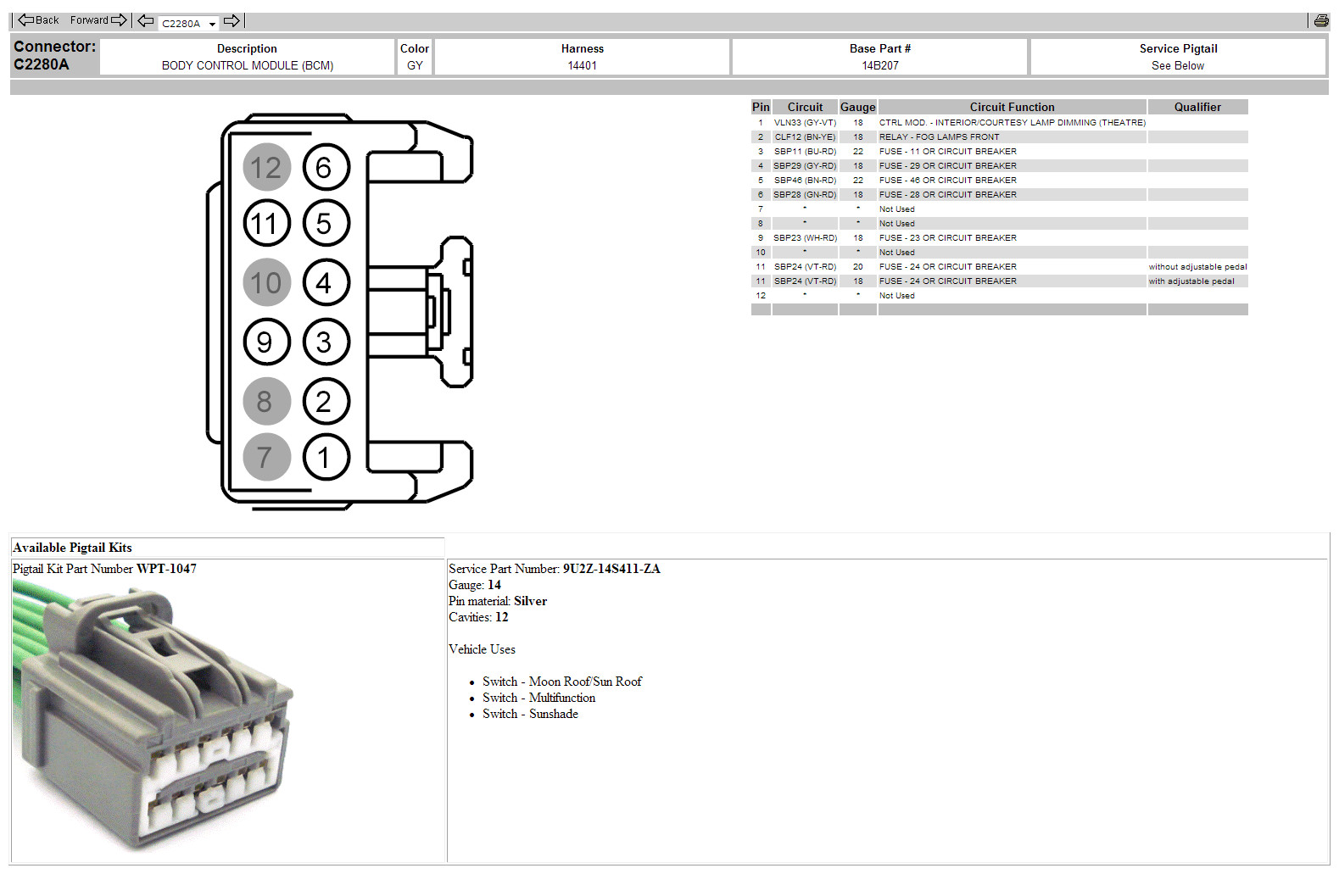 i need a pcm wiring schematic for a 2011 f150 with 6 2 engine  i am doing a custom instalation