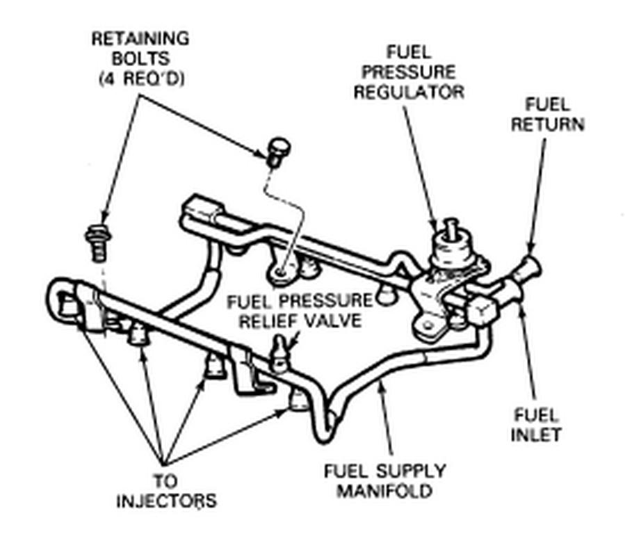 injectors ford f350 1988 460ci