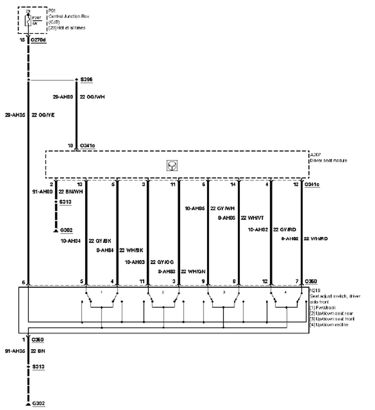 02 ford f 250 fuse box diagram 02 free engine image for