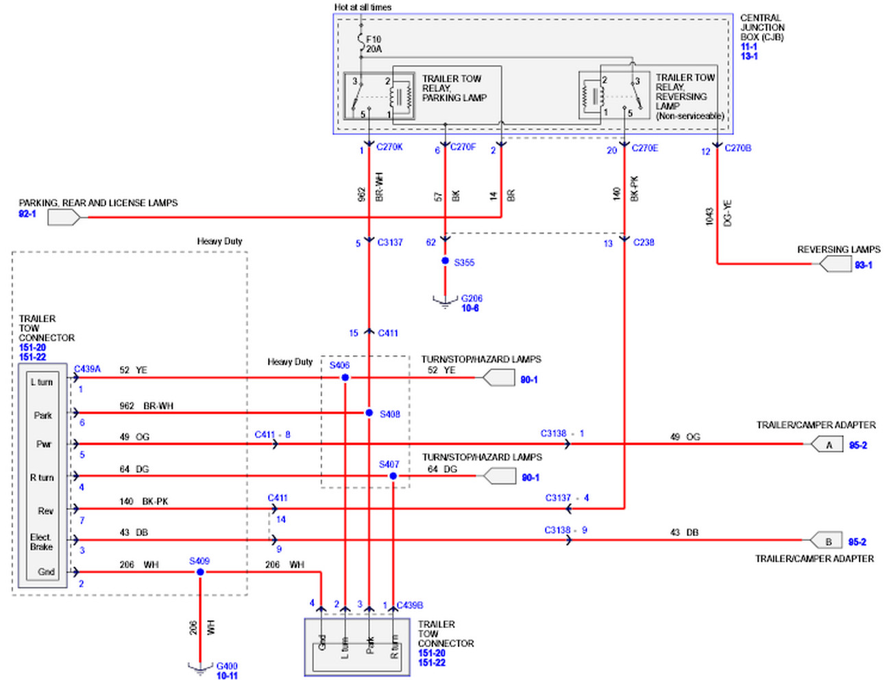 ford f150 trailer wiring diagram 2002 ford f150 trailer wiring harness my drivers electric seat,foot peddles and side mirrors don ...