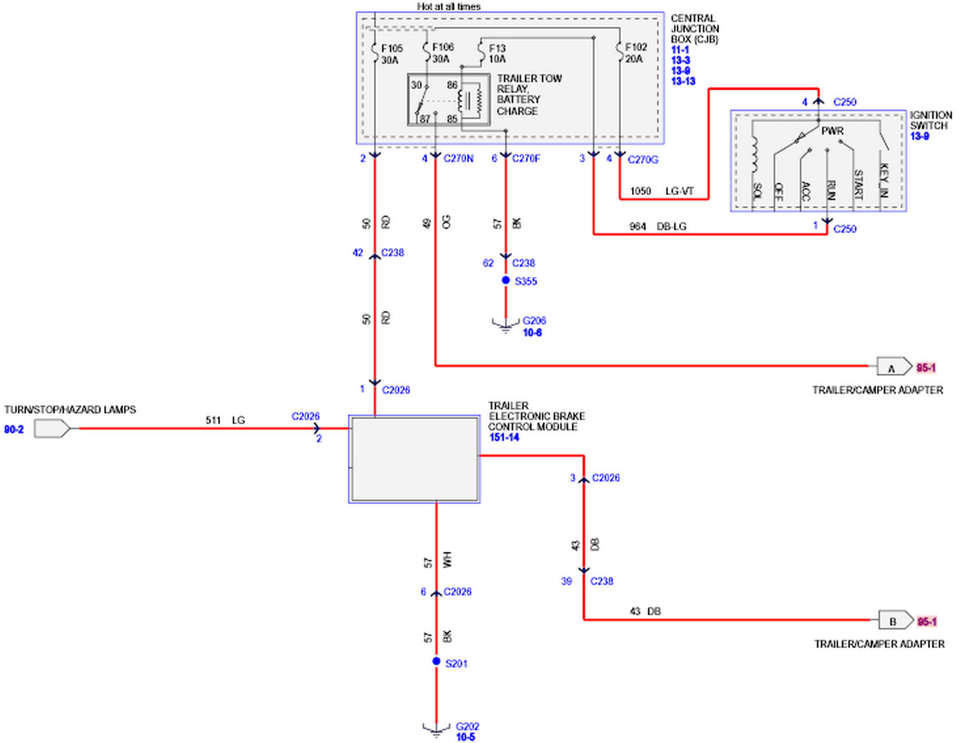 diagram also 7 pin trailer wiring diagram for 7 pin truck connector get free image wiring