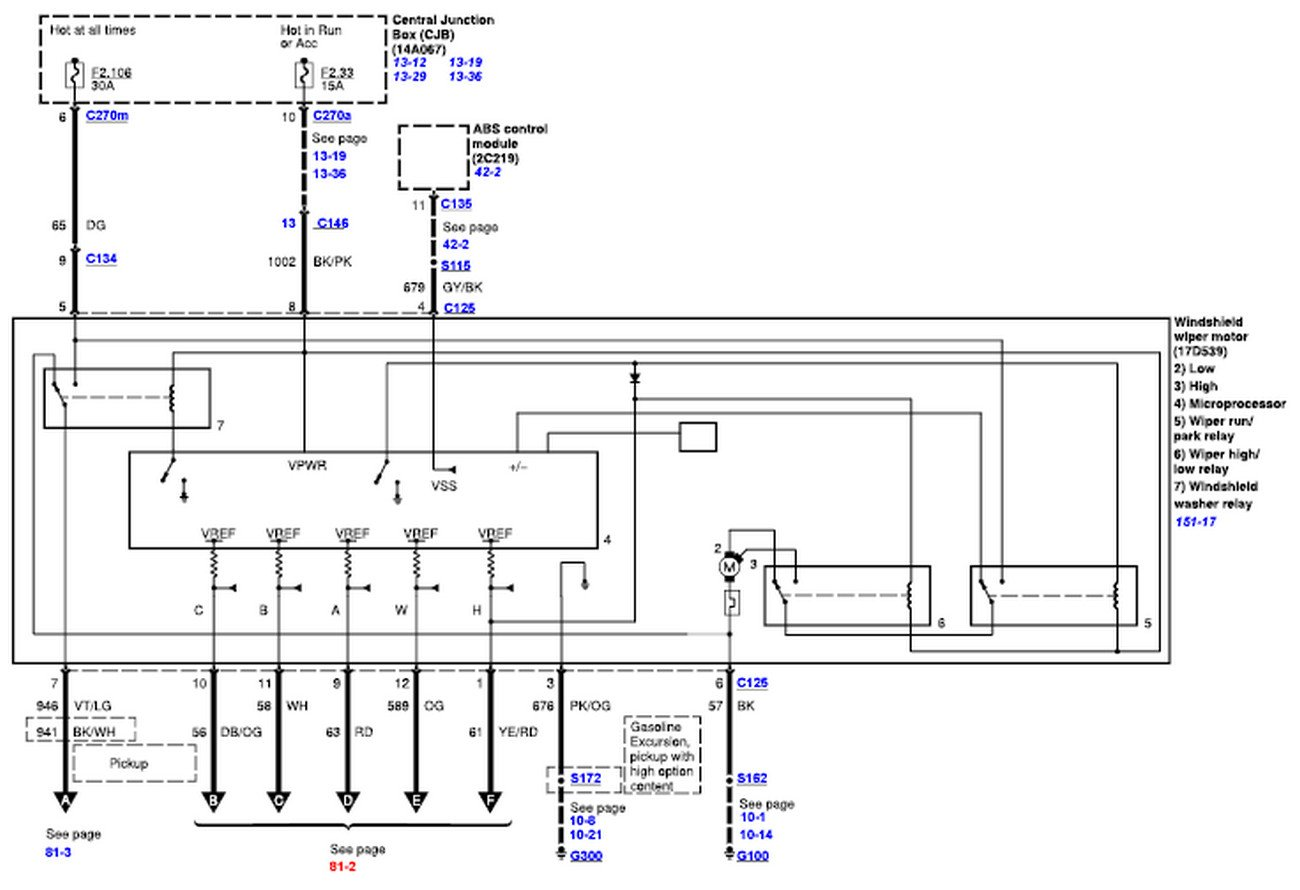 2002 f250 fuse panel diagram  2002  free engine image for
