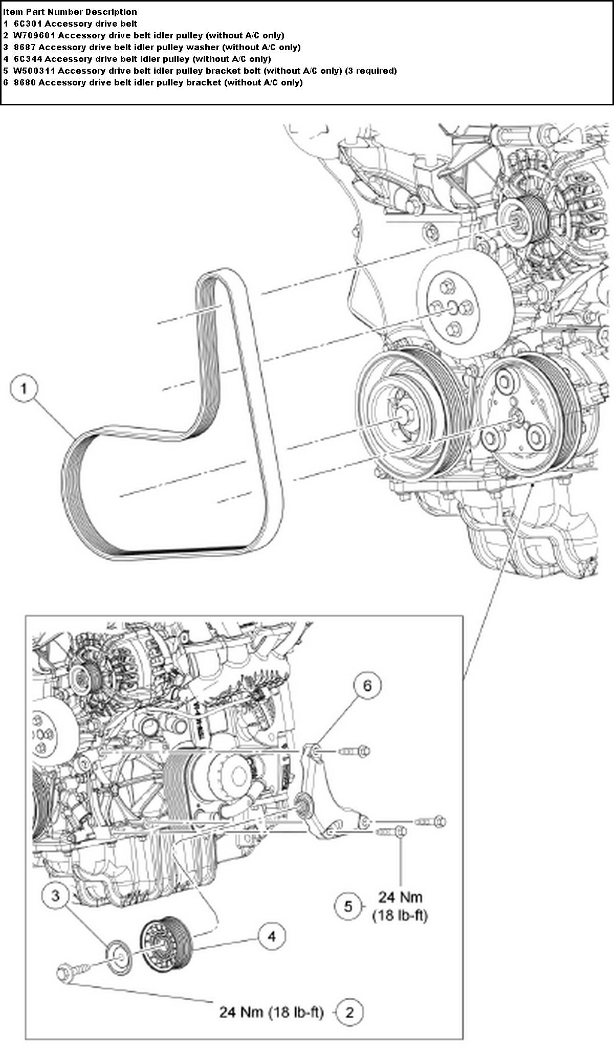 08 ford focus belt diagram  08  free engine image for user