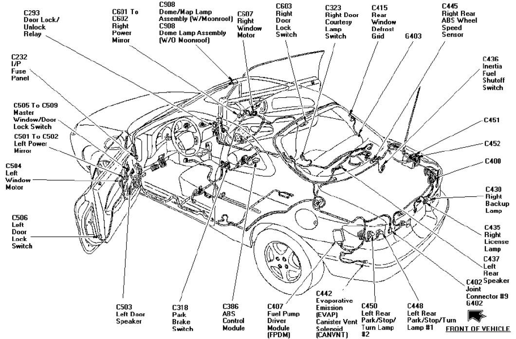 1998 ford escort parking brake problems. Black Bedroom Furniture Sets. Home Design Ideas
