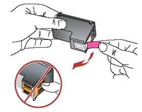 how to fix tri color cartridge problem