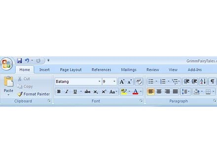 How to restore tri-pane view for document compare in Word