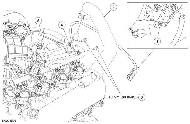 2005 f150 pcv valve location  2005  get free image about