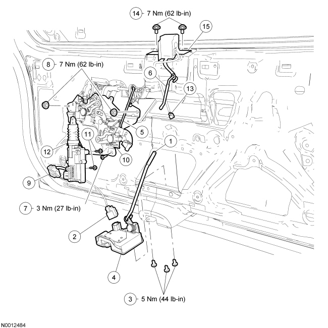 2012 ford escape fuse diagram