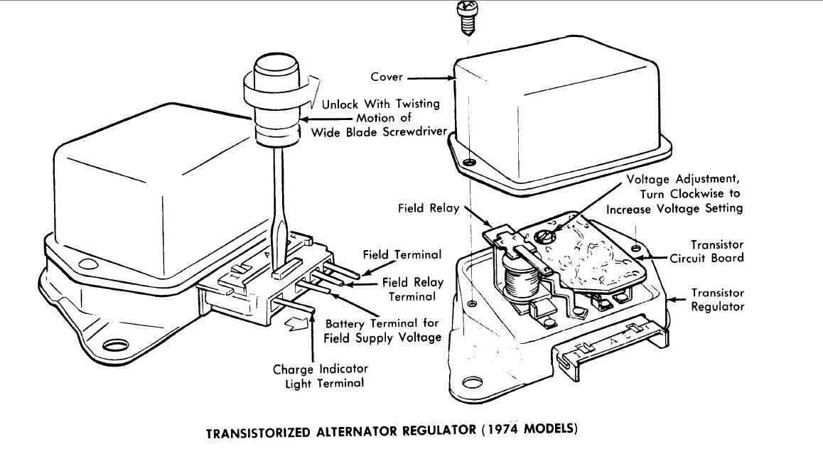 voltage regulator diagram 89 ford 7 3  voltage  free