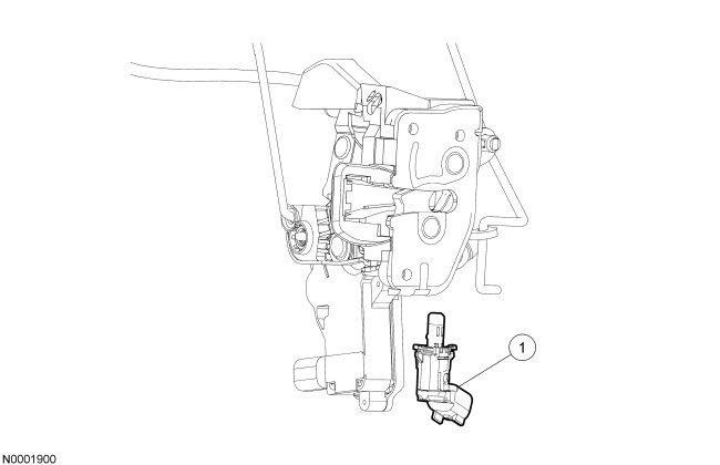 ford f 150 door latch diagram html