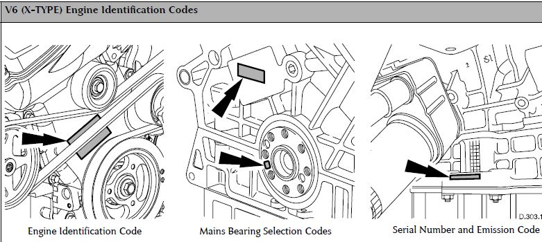 diagram of the jaguar x type 3 0 engine  diagram  free