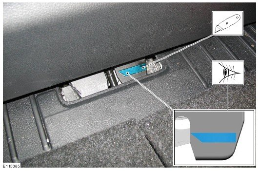Ford Focus Estate Fuse Box Diagram : Problem with opening the boot on mk mondeo titanium