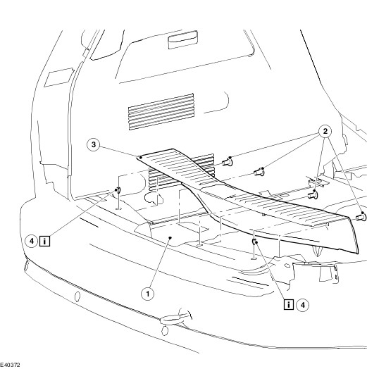 Ford S Max The Rear Door Will Not Open I Can Hear The