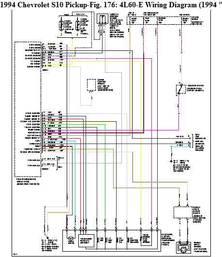 1997 chevrolet s10 blazer car radio stereo wiring diagram autos post