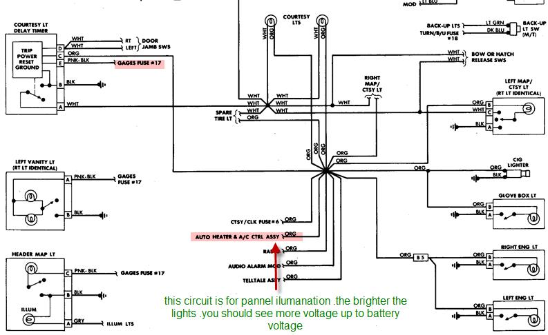 c3 wiring harness diagram