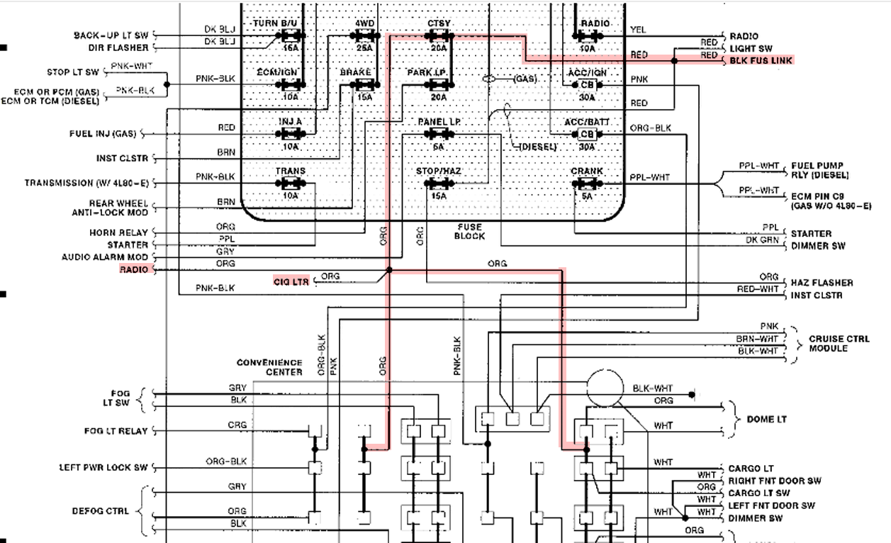 93 chevy 1500 starter wiring diagram 91 chevy 1500 starter diagram i have a 91 gmc k2500 and i'm looking for the wiring ...