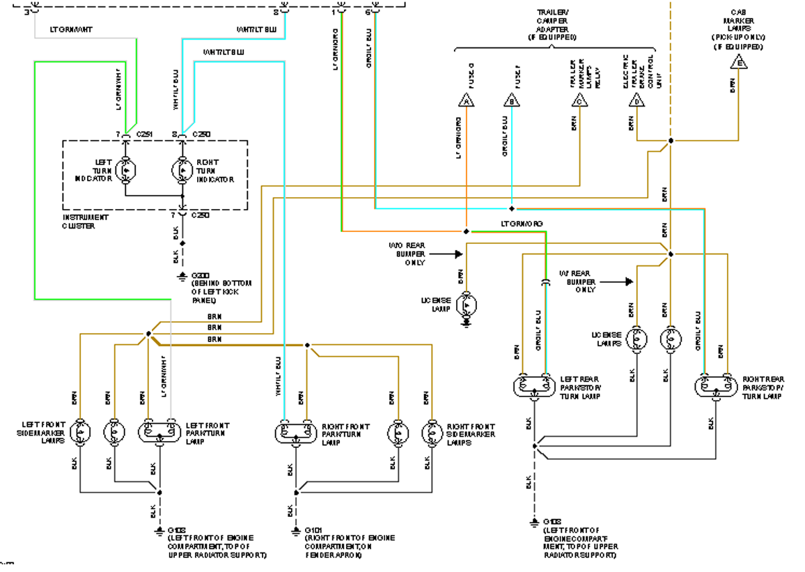 86 F150 Tail Light Wiring Diagram Will Be A Thing 2006 Jeep Liberty Mack Truck Abs Free Engine Image For Lite