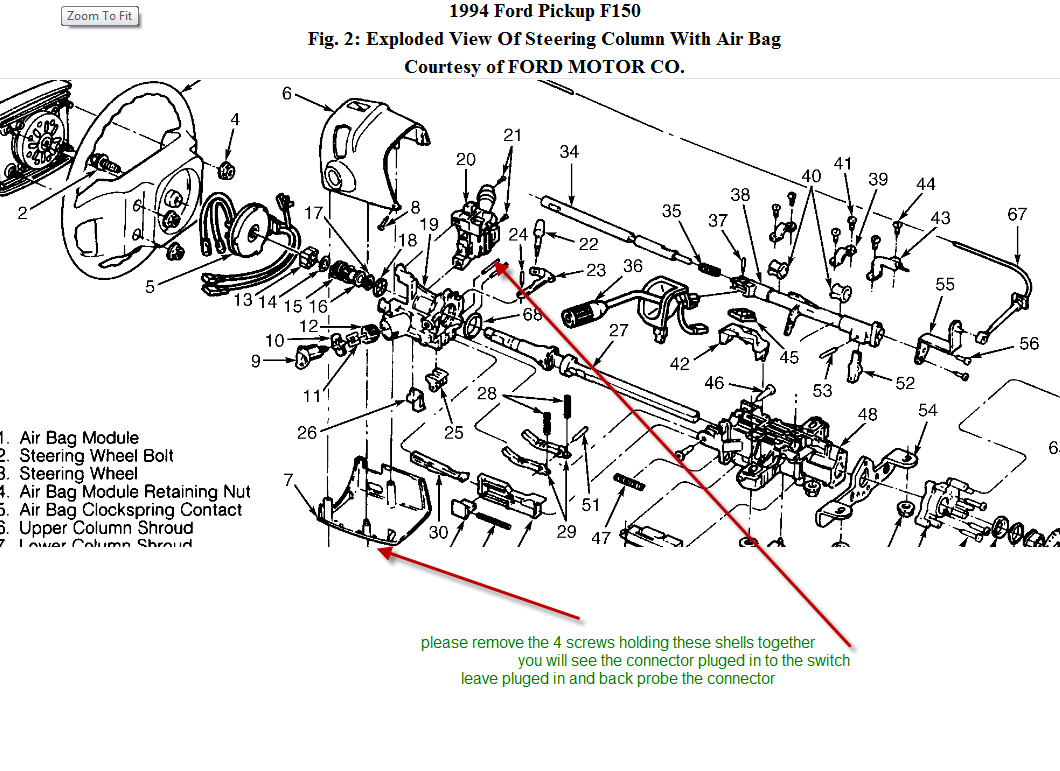 95 dodge dakota fuse box diagram  95  get free image about