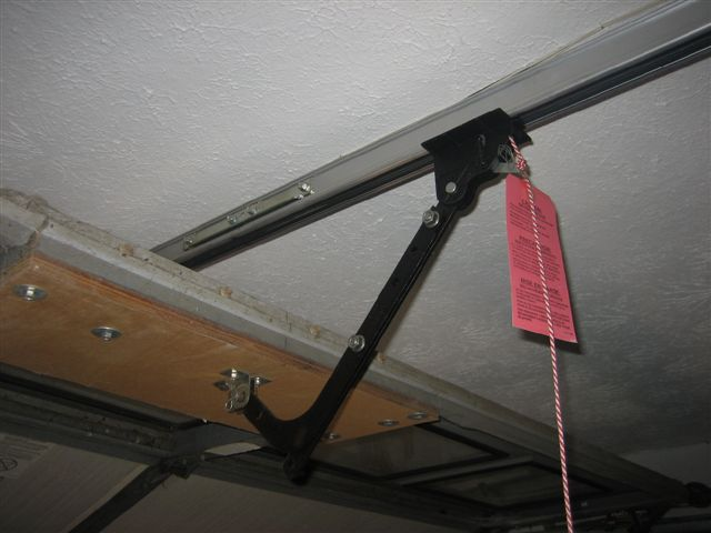 Garage Door I Have A Genei Screw Drive Opener With