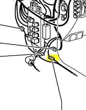 2011 Toyota Camry Fuel Pump Location