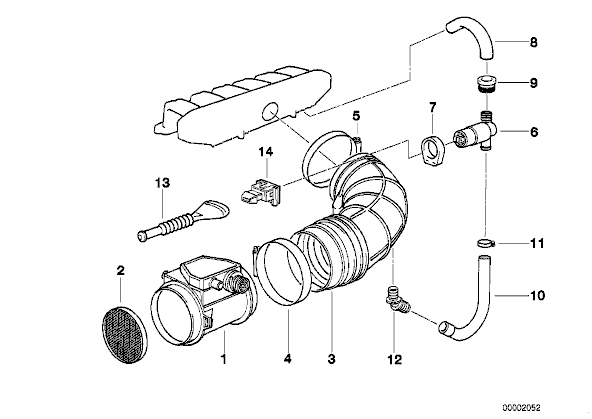 i u0026 39 m trying to change out a fuel filter on a 1994 bmw 325i