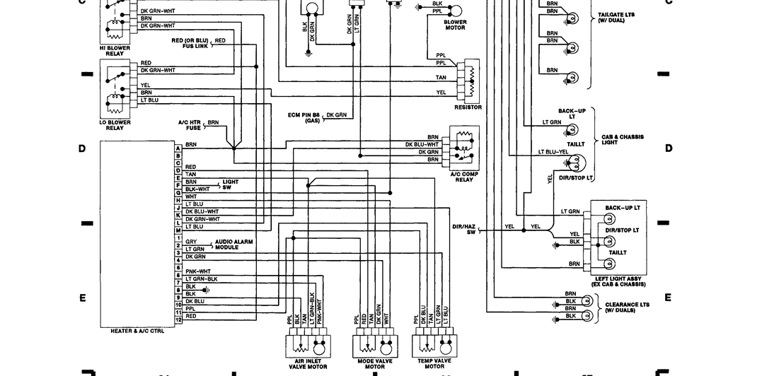 1989 ford f600 wiring diagram  ford  auto wiring diagram