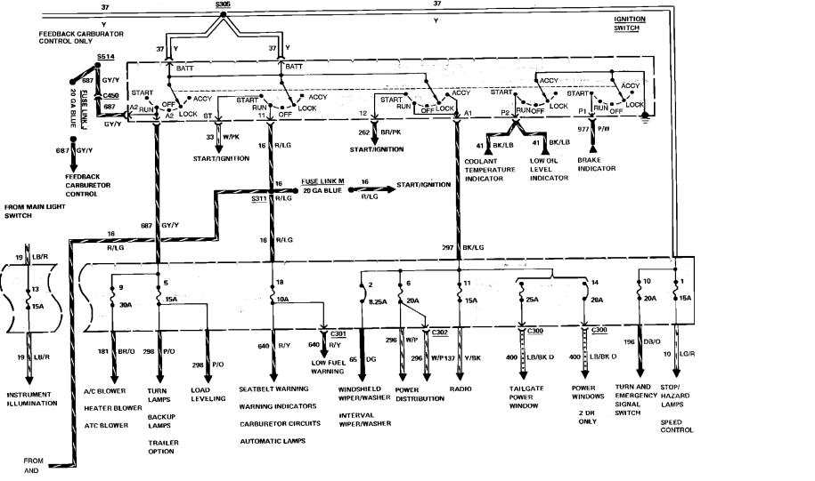 Alternator wiring diagram f free
