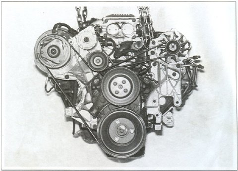 1983 chevy i need a belt routing diagram ton van alternater full size image