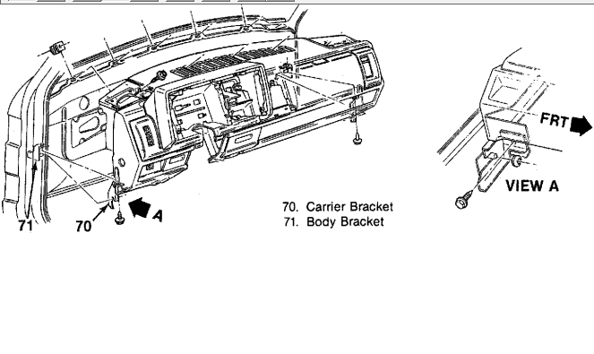 1994 chevrolet silverado with air 5 7 motor how to replace