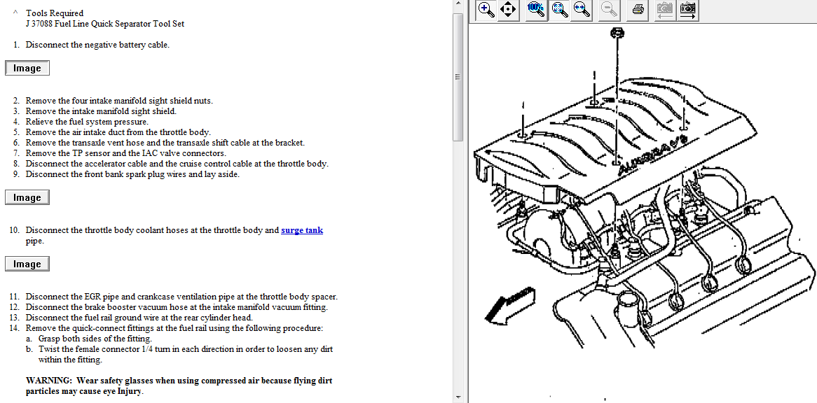 how do replace starter on 1996 olds v8