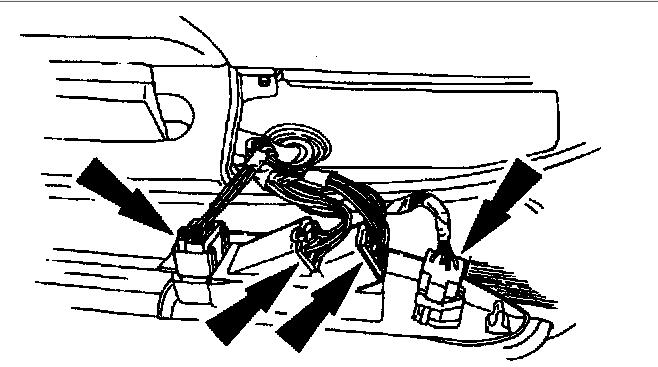 removing front passenger door panel  1999 f