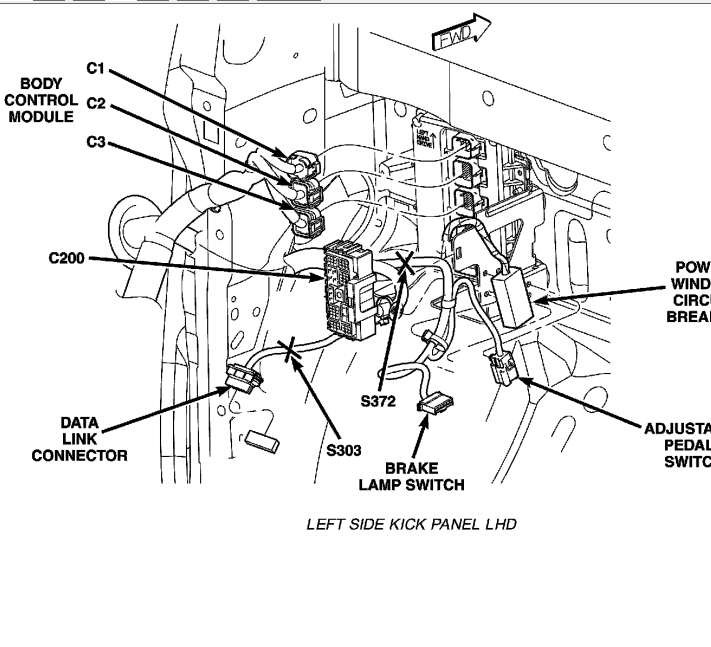 tipm 2011 dodge caravan wiring diagram  tipm  free engine