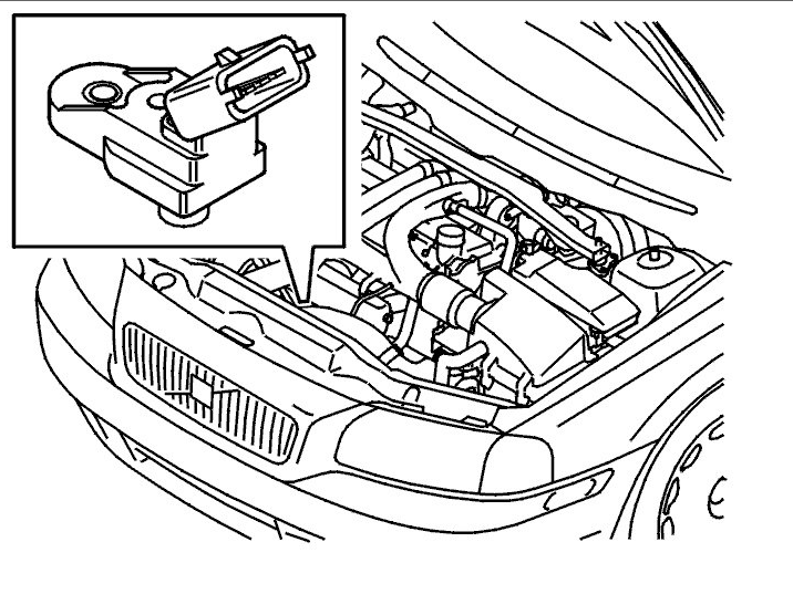 Volvo S80 T6 Timing Belt Schematic together with Index cfm in addition Volvo S80 Airbag Module Location besides Location Likewise 2004 Nissan Maxima Camshaft Position Sensor moreover P 0996b43f80f65b7f. on volvo s80 solenoid location