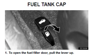 Mechanic Near Me >> Where is the button located inside a 2001 lexus is300 that opens the gas tank door