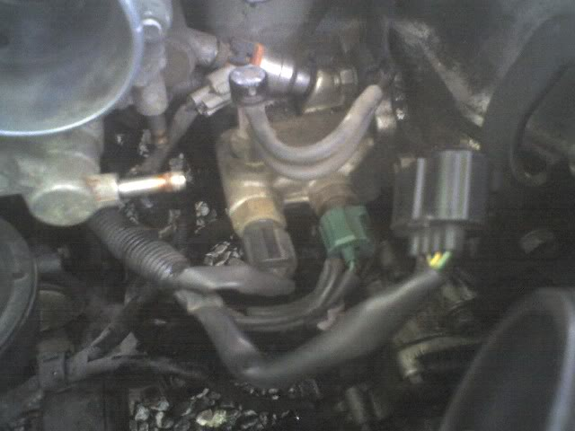 besides 3vze Coolant Hose Help 269090 together with P 0900c1528003c4c8 furthermore File Toyota 4A C engine together with Watch. on 1993 toyota camry thermostat location