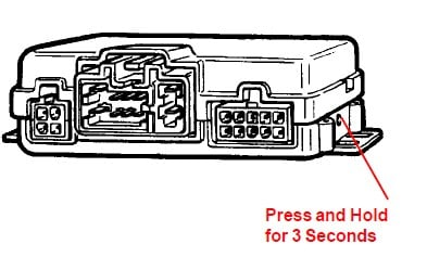 3ykc1 Disconnect Theft Deterrent System Tds 1997