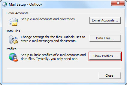 how to fix outlook email when says add account