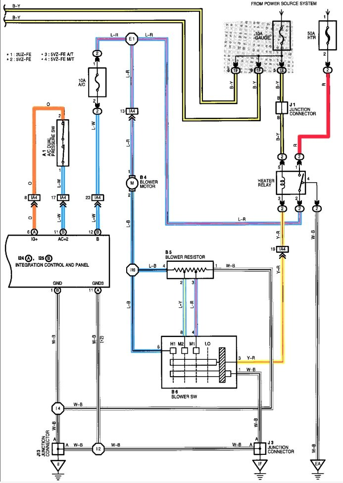 M27 Wiring Diagram - Wiring Diagram Article on