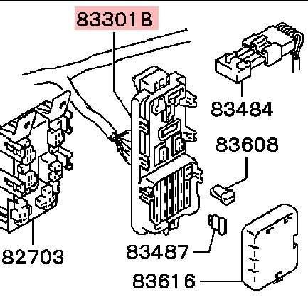 Chevrolet Spark 2009 Electrical System