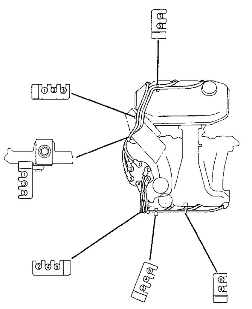 1994 Mitsubishi Precis Head Gasket: I've Replaced The Head Gasket On My 1994 Montero (3.0